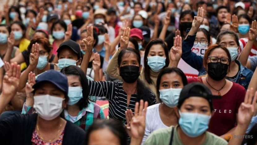 Commentary: Myanmar protesters are not giving up so easily