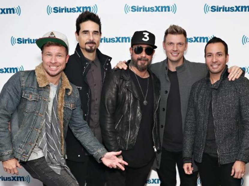 Backstreet's back, alright: Backstreet Boys have a No 1 album after 19 years