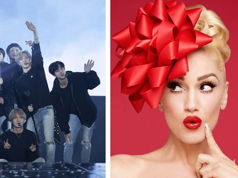 Why BTS fans think a musical collaboration with Gwen Stefani is coming