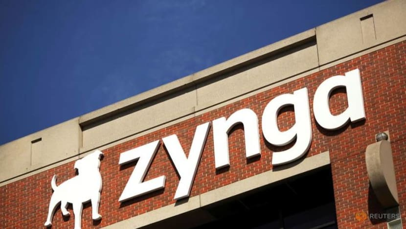 Zynga raises full-year bookings forecast, buys another Turkish game-maker