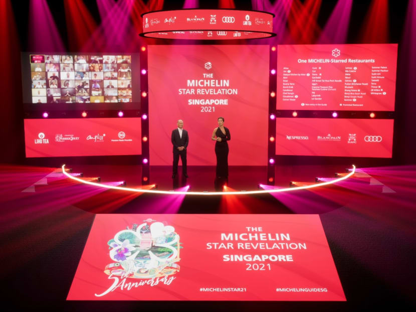 Michelin Guide Singapore 2021: There's a new three-star restaurant in town