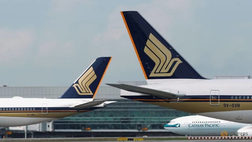 Singapore reviewing study findings on use of sustainable aviation fuels at Changi Airport