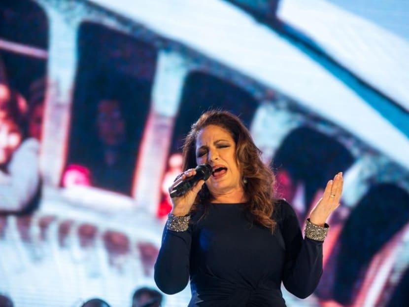 Singer Gloria Estefan reveals sexual abuse at age 9