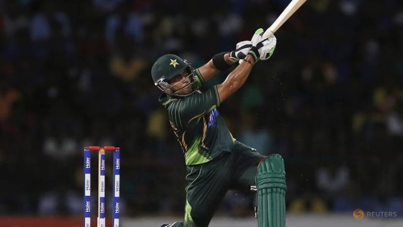 Pakistan's Akmal eligible to play after ban is reduced