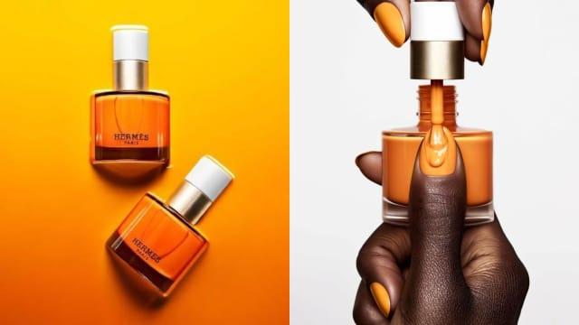 Hermès指甲油登场!据说涂一层就饱和绚丽,每瓶$60你买单吗?