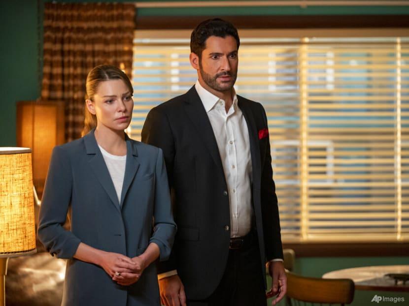 Lucifer star Tom Ellis promises good-slash-great series
