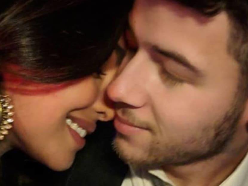 Wedding update? Nick Jonas arrives in Delhi with soon-to-be bride Priyanka Chopra