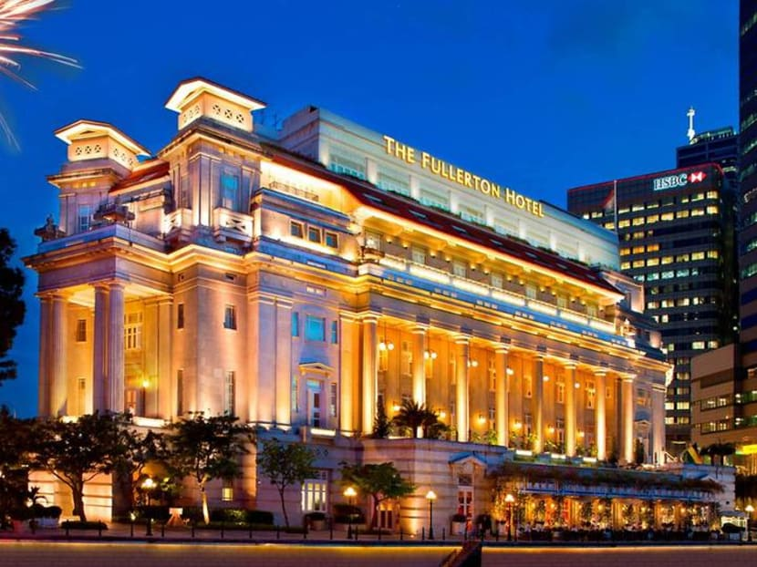 Fullerton Hotel Singapore named one of the world's most iconic hotels of the last century
