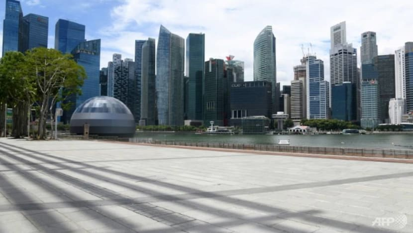 IN FOCUS: After COVID-19, where are the Singapore economy, workforce headed?