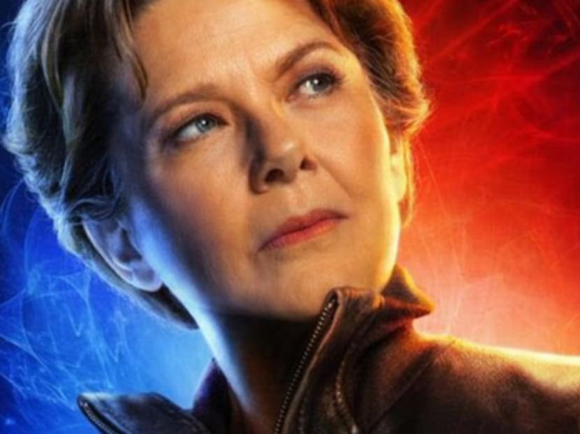 Why Captain Marvel's directors changed the gender of Annette Bening's character