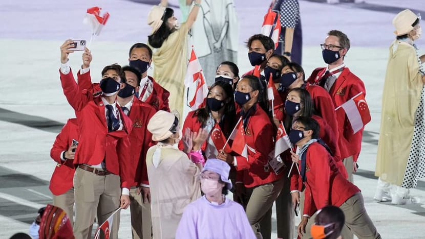 'Be proud of yourself': President Halimah congratulates Singapore athletes after Tokyo Olympics