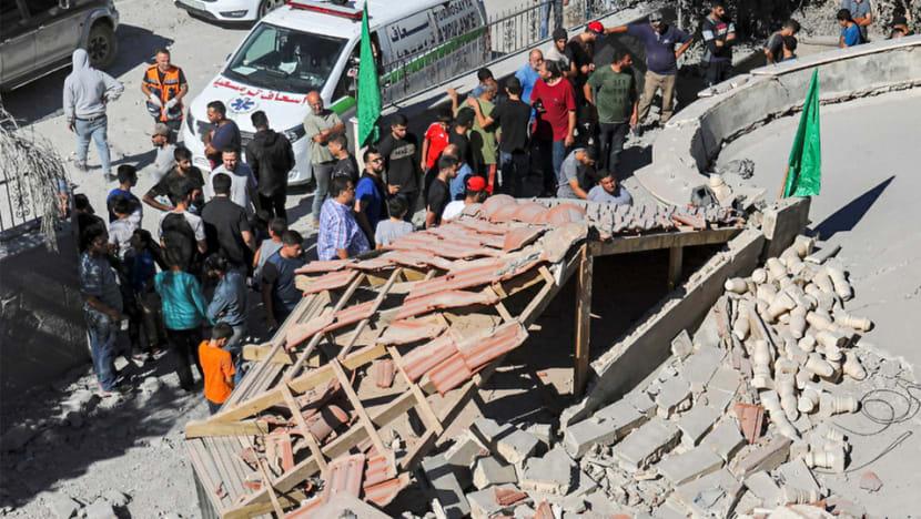 Israel razes home of Palestinian shooting suspect's estranged wife