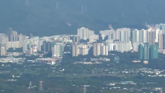 香港拟发展北部都会区 提供逾90万个住宅单位