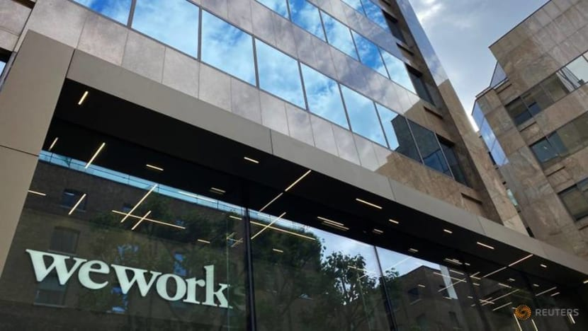 The We Company drops 'We' name to restore WeWork as company's official name