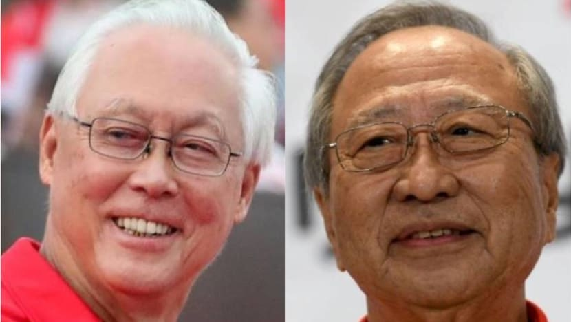 'It saddens me to see how Tan Cheng Bock has lost his way': ESM Goh