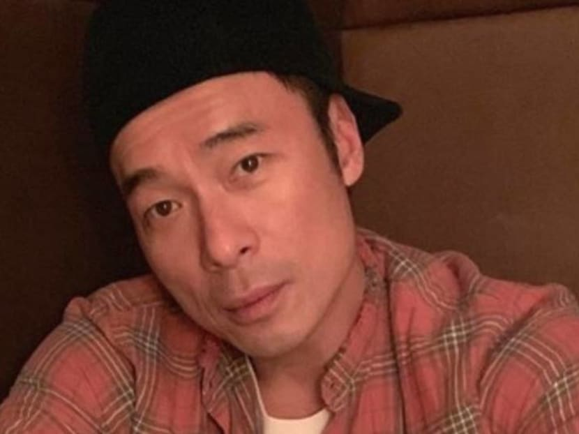 Hong Kong singer Andy Hui in Taiwan to work on new show after cheating scandal