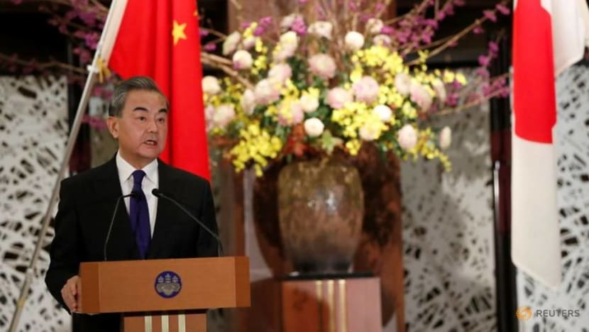 Chinese foreign minister Wang Yi due in South Korea amid talk about Xi visit