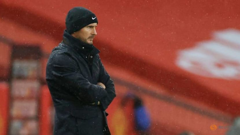 Football: Chelsea improving but need to find balance, says boss Lampard
