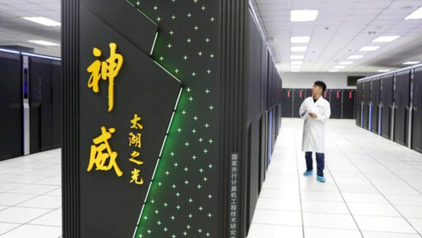 US sanctions Chinese computer makers in widening tech fight