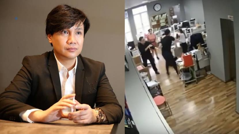 Entertainment lawyer Samuel Seow charged over alleged staff abuse