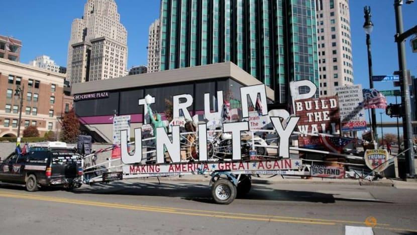 Trump campaign lawsuits dismissed by judges in Michigan, Georgia and Philadelphia