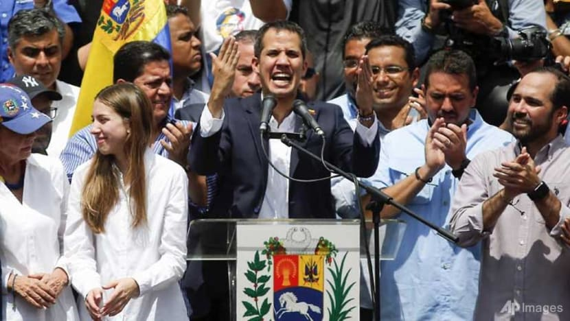 Hero's welcome as opposition leader Guaido returns to Venezuela