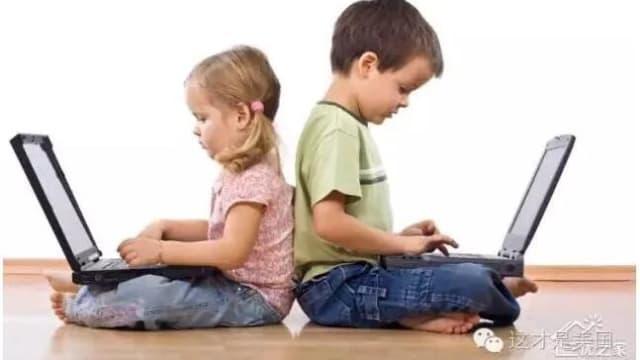 孩子迷上电脑的5大信号