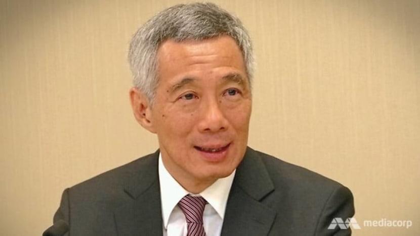 Prime Minister Lee Hsien Loong on leave until Dec 31
