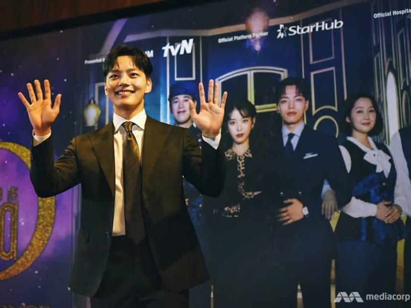 Why Hotel Del Luna's Yeo Jin-goo makes sure he never leaves food on his plate