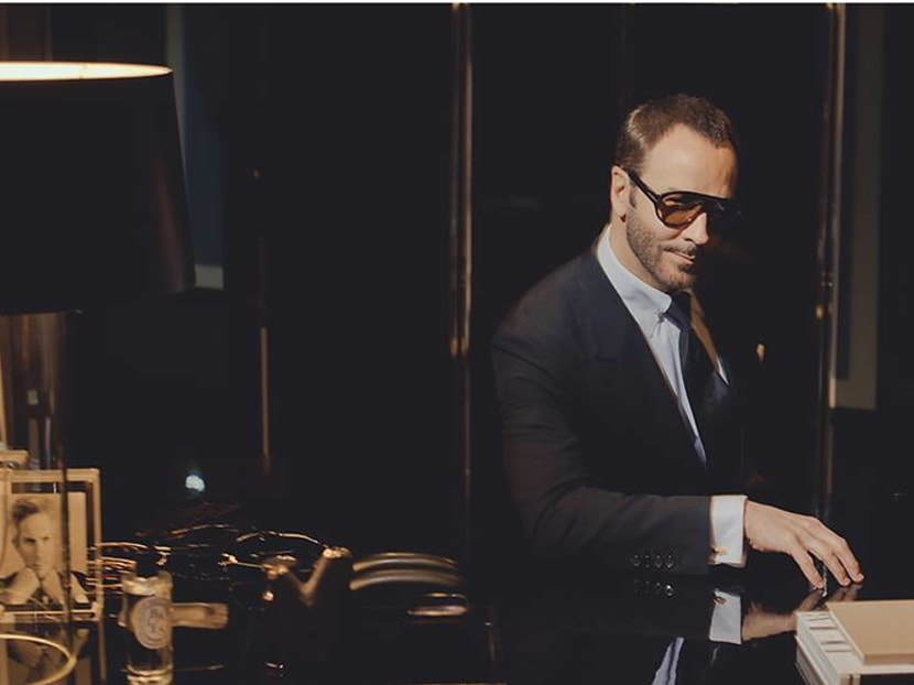 Tom Ford: Portrait of a perfectionist, anal-retentive, painfully shy vegan designer