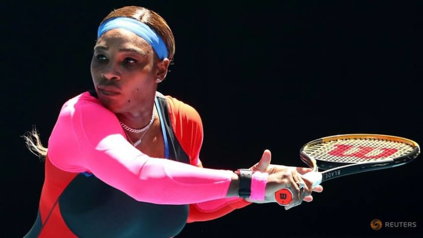 Tennis: Serena ready to return for clay swing after intense training