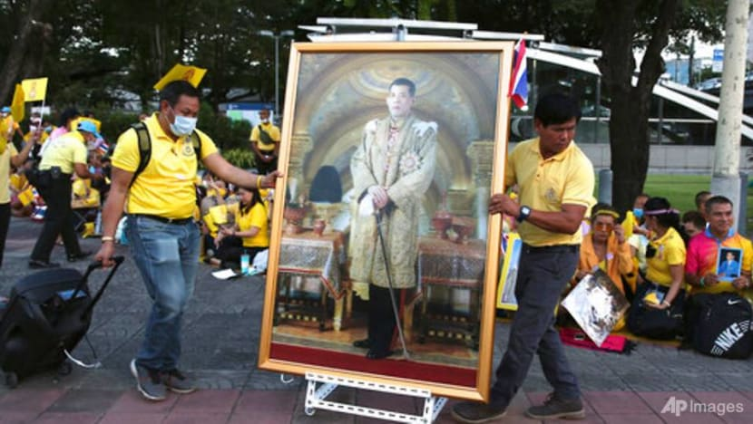 Thai court acquits 80-year-old writer of defaming monarchy