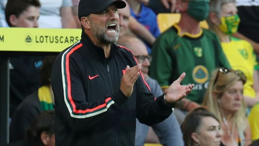 Football: Klopp urges Liverpool fans to stop singing homophobic chant
