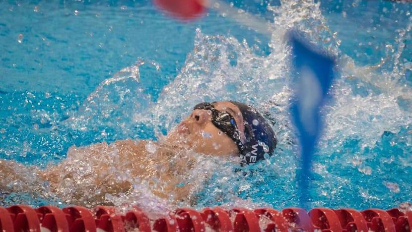 Asian Para Games: Swimmer Toh Wei Soong wins third medal
