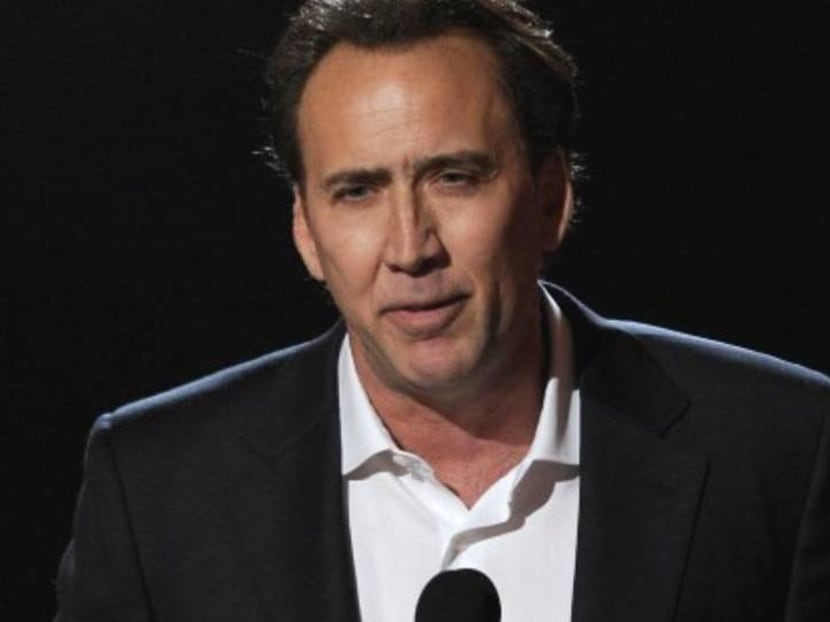 Nicolas Cage annuls fourth marriage just four days after marrying makeup artist