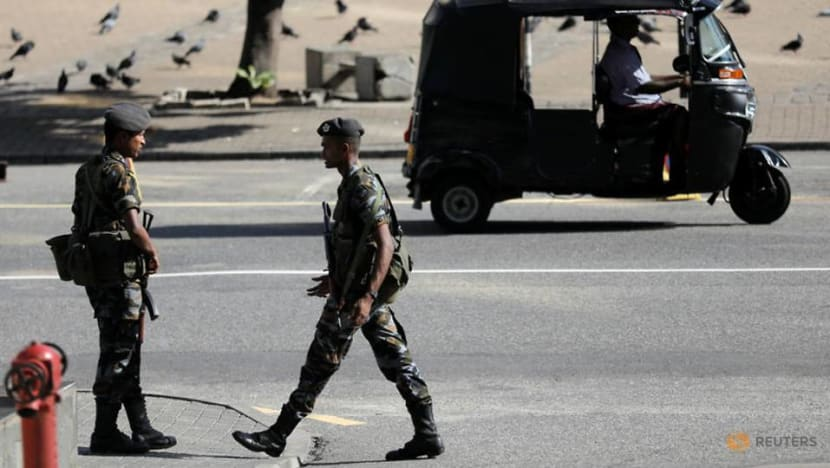 Islamic State group claims Sri Lanka suicide bombings