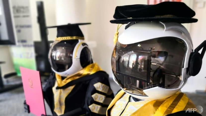 Malaysian university moots robot graduation ceremonies to cut COVID-19 risk