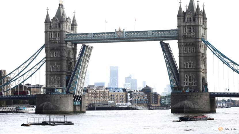 London's Tower Bridge gets stuck open for second time in a year