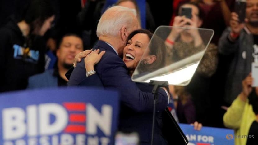 'One of our own': Indians cheer Biden's pick of Kamala Harris as White House running mate