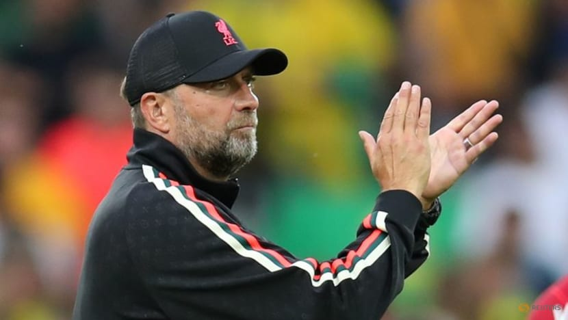 Soccer-It's cool, football is back, says Klopp