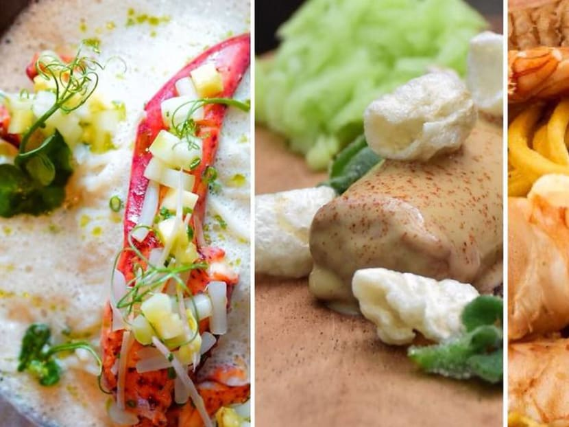 Chee cheong fun with jamon Iberico? Chefs celebrate National Day with souped-up hawker faves