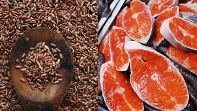 从糙米到三文鱼 糖尿病患者必备8大食材