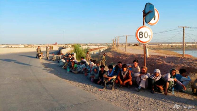 Taliban wins close consulates; Tajikistan reinforces border