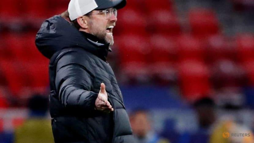 Liverpool duo Van Dijk, Gomez unlikely to play in Euros, says Klopp