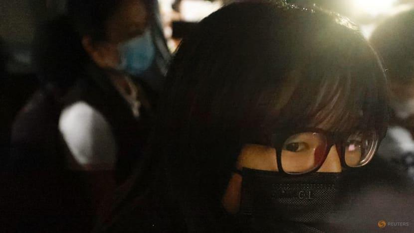 Hong Kong police arrest 4 members of group behind Tiananmen vigil