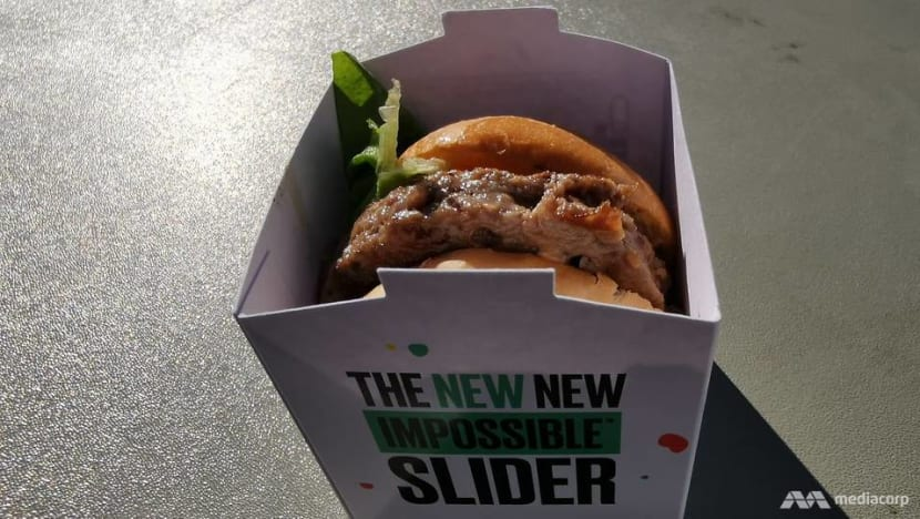 CES 2019: Impossible Foods confident its plant-based 'meat' will win over Singaporeans