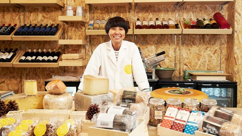 Scared of stinky cheese? This Singaporean cheesemonger wants to change your mind
