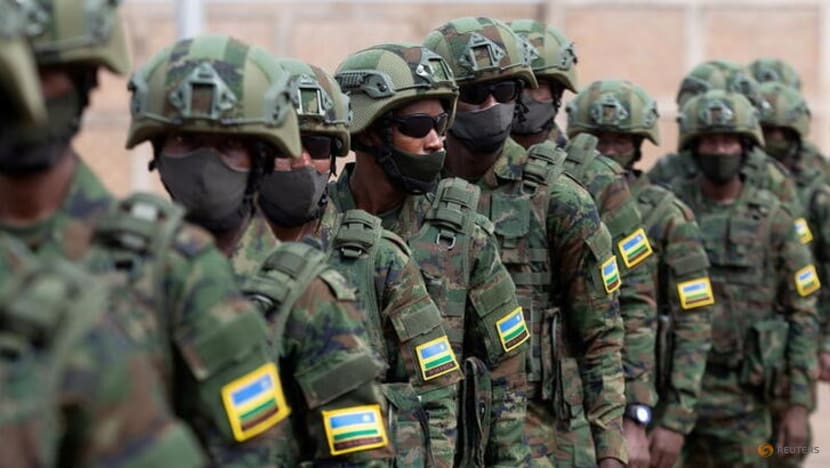 Mozambican, Rwandan forces retake port town from insurgents