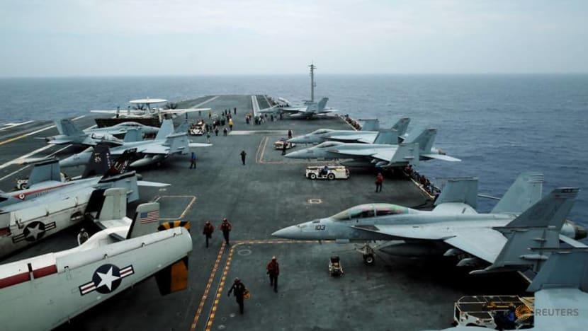 India, US, Japan and Australia kick off large naval drills