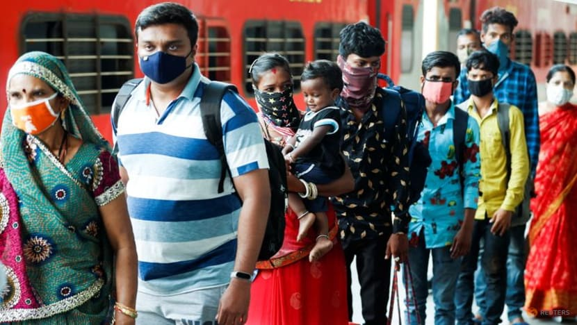 India's new COVID-19 cases jump to two-month high